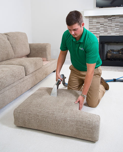 Chem-Dry Kishwaukee removes 98% of allergens from carpet and upholstery